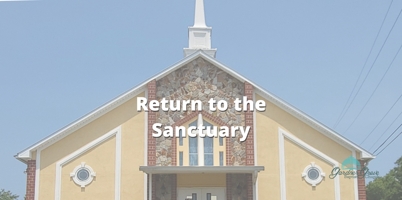 Return to the Sanctuary